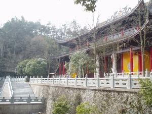 通寿寺古建筑修缮工程